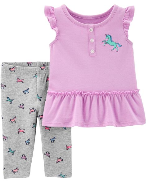 dff6a3279 Display product reviews for 2-Piece Unicorn Tank & Capri Legging Set