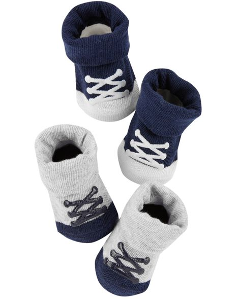 Display product reviews for 2-Pack Keepsake Booties