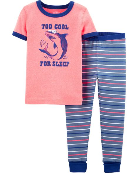 52fbbd04c Display product reviews for 2-Piece Snug Fit Shark Cotton PJs