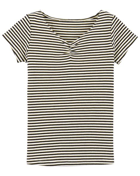 Display product reviews for Striped Top