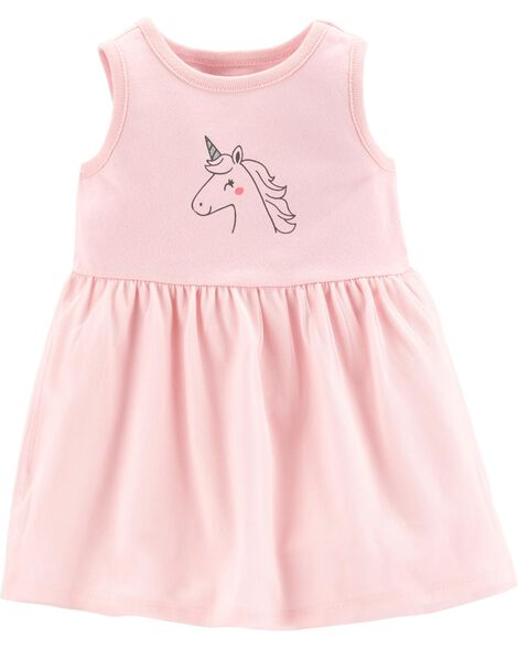 2260dbe28 Baby Girl Dresses & Rompers   Carter's   Free Shipping