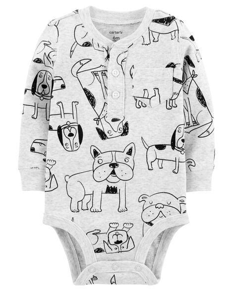 Display product reviews for Dog Print Collectible Bodysuit