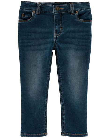 Display product reviews for High Stretch Straight-Fit Jeans
