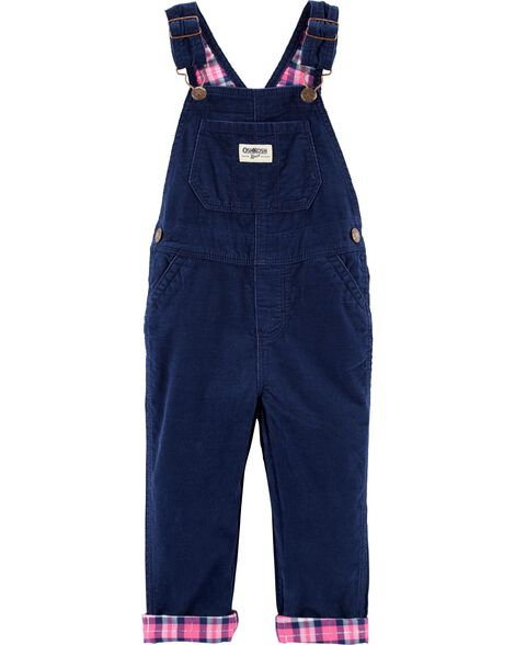 Display product reviews for Corduroy Overalls