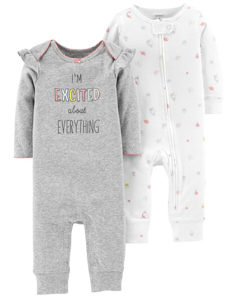 Display product reviews for 2-Pack Jumpsuits