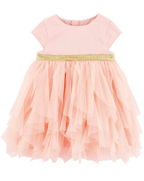 Display product reviews for Waterfall Tulle Dress