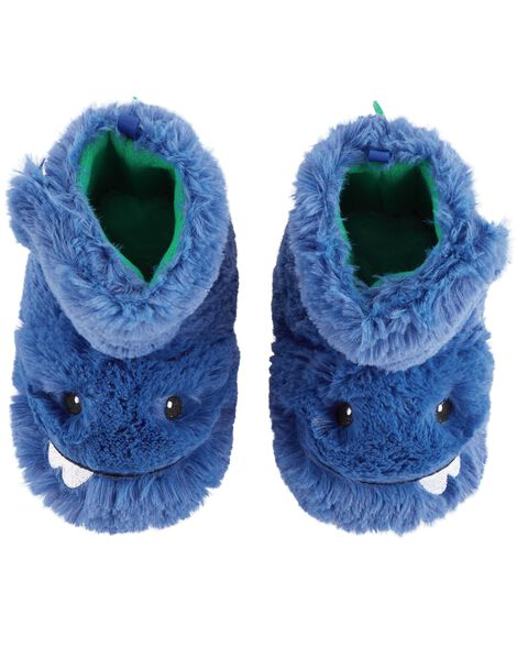 Display product reviews for Carter's Dinosaur Slippers