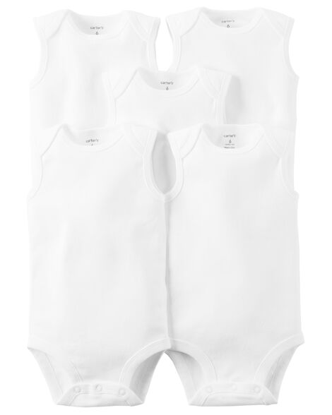 Display product reviews for 5-Pack Original Bodysuits