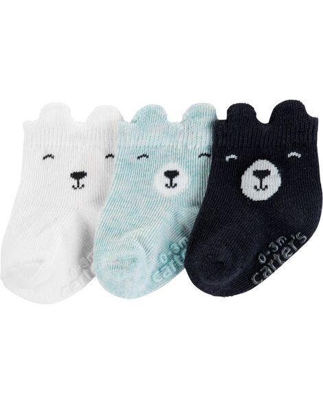 Display product reviews for 3-Pack Bear Booties