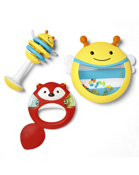 Display product reviews for Explore & More Musical Instrument Toy Set