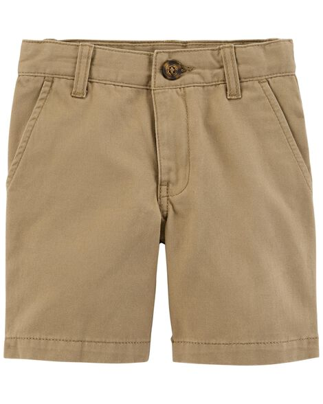 Display product reviews for Flat-Front Twill Shorts