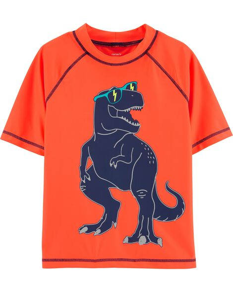 Display product reviews for Carter's Dinosaur Rashguard