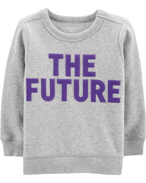 Display product reviews for The Future Fleece Pullover