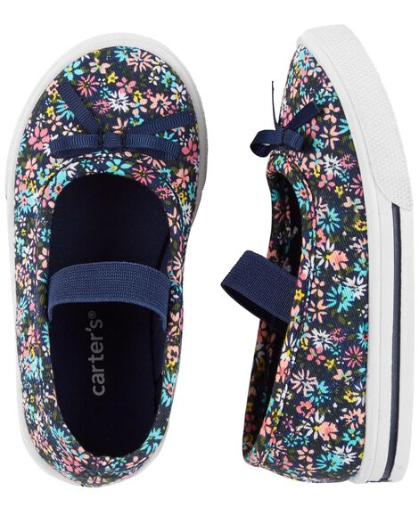 Display product reviews for Carter's Floral Casual Sneakers