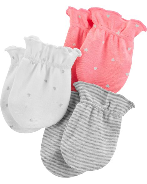 Display product reviews for 3-Pack Mittens