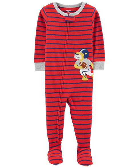 Display product reviews for 1-Piece Tiger Snug Fit Cotton PJs
