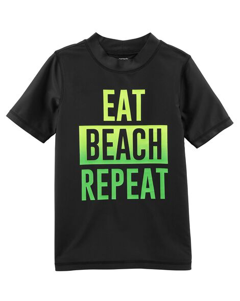 Display product reviews for Carter's Beach Rashguard
