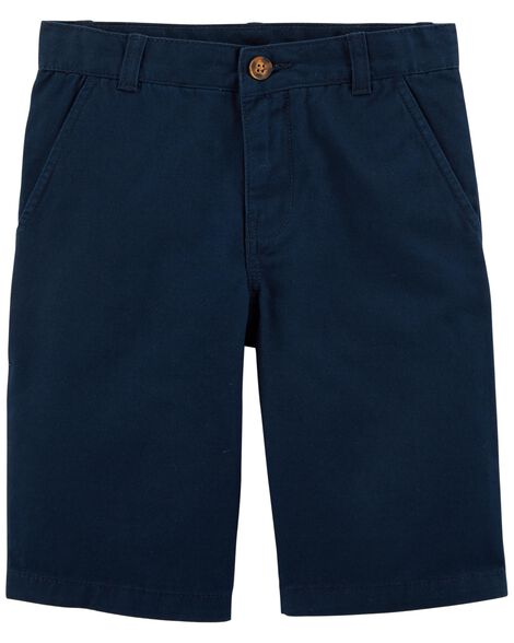 Display product reviews for Flat-Front Shorts