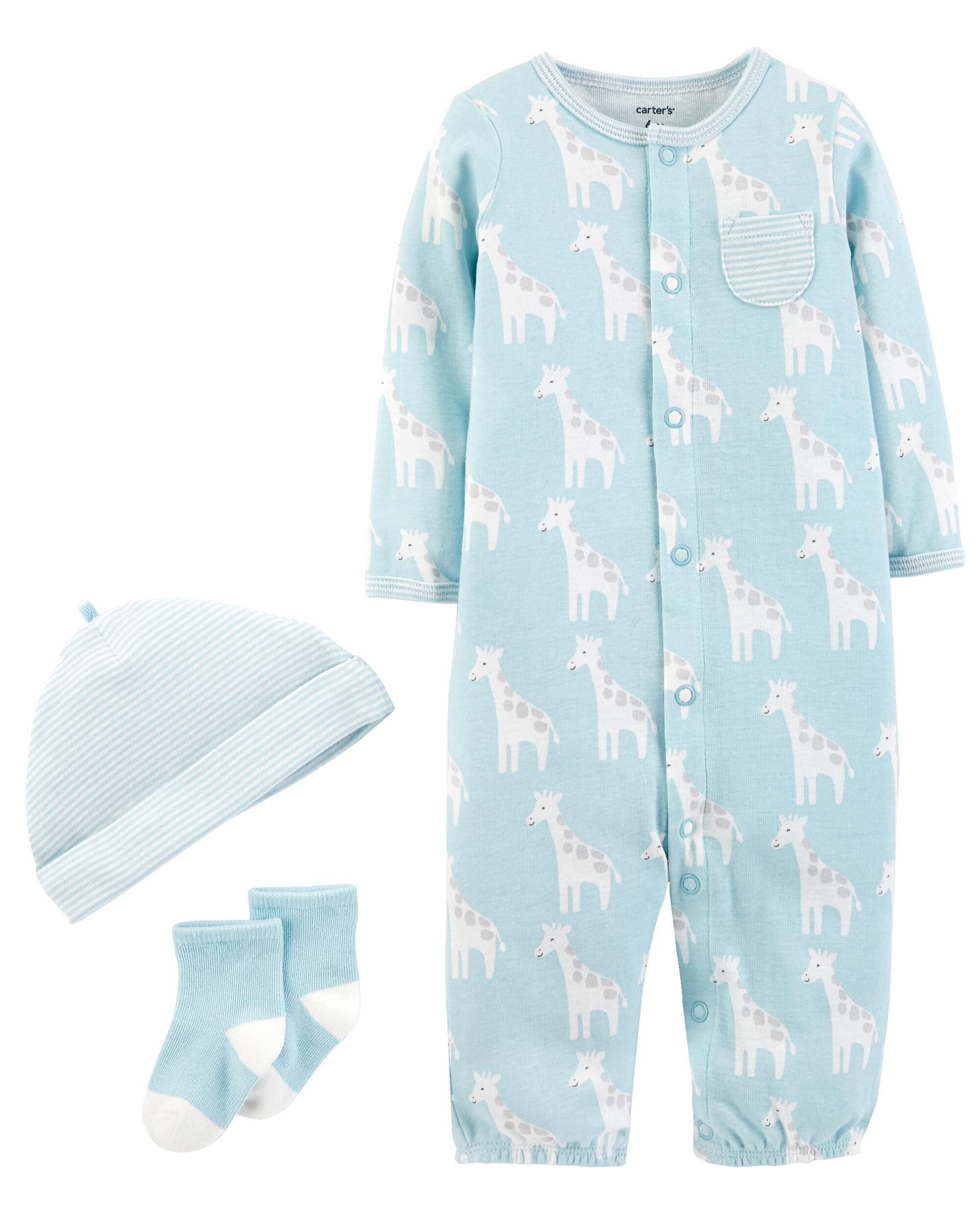 774d32fc6bb0 Unisex Clothing (Newborn-5T) Outfits & Sets NWT Carters My First  Thanksgiving Sleeper Sleep N Play ...