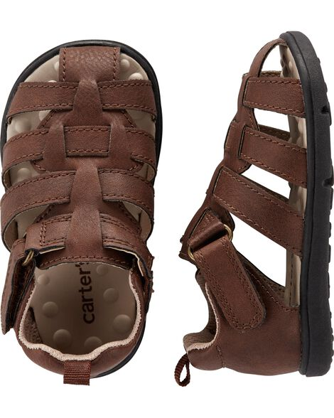 7fba97f8df15 Display product reviews for Carter s Every Step Fisherman Sandals