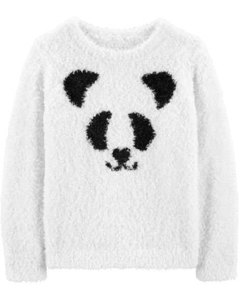 Display product reviews for Fuzzy Panda Sweater