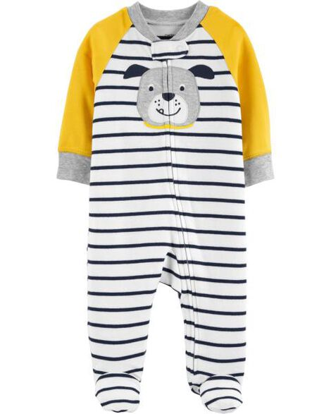 Display product reviews for Dog Zip-Up Cotton Sleep & Play