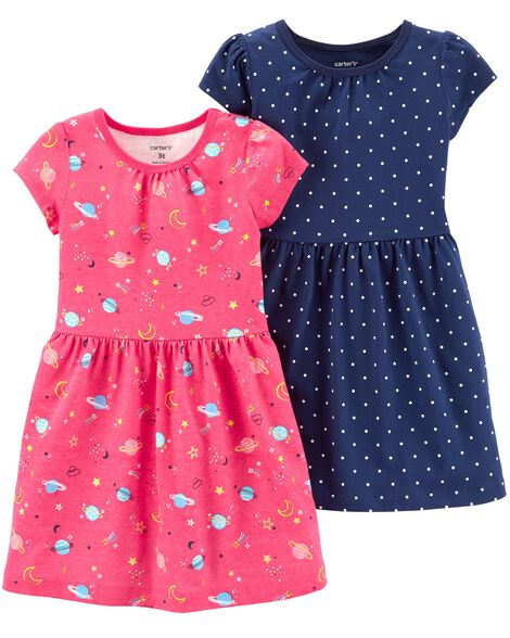 294d25a7d523c Baby Girl Dresses & Rompers | Carter's | Free Shipping
