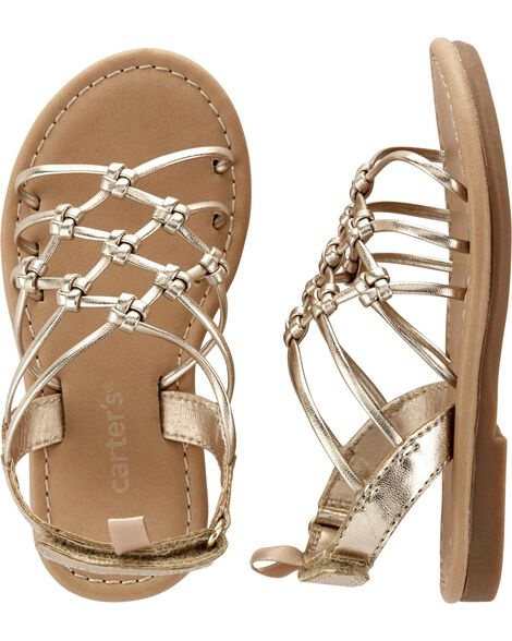 39a56a2197d Display product reviews for Carter s Strappy Sandals