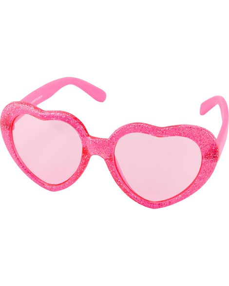 Display product reviews for Glitter Heart Sunglasses