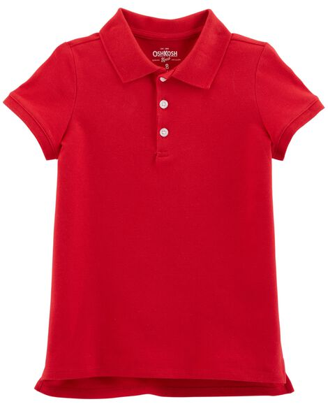 Display product reviews for Stretch Pique Uniform Polo