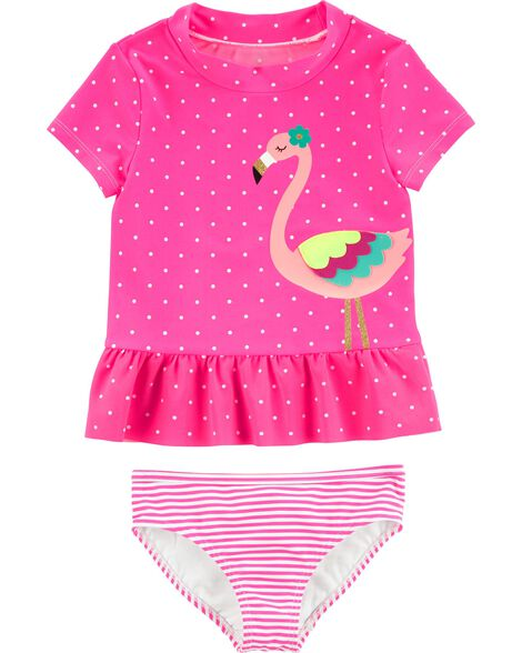 9247f7811a Toddler Girl Swimwear: Bathing & Swim Suits | Carter's | Free Shipping