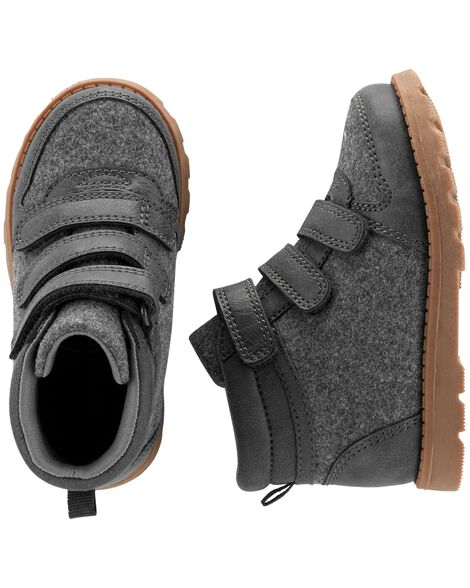 Display product reviews for Carter's High Top Boots