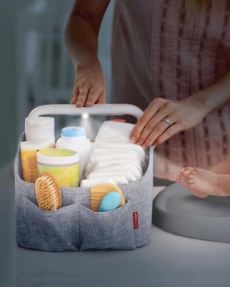 Display product reviews for Light Up Diaper Caddy