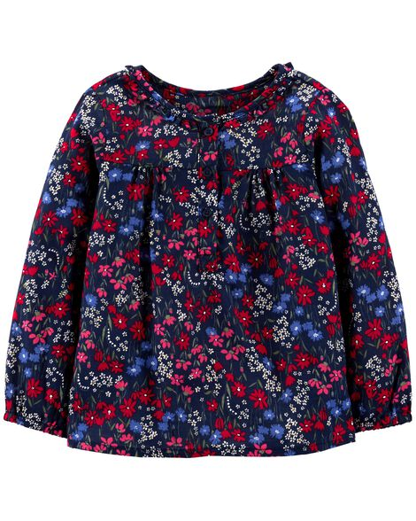 Display product reviews for Floral Top