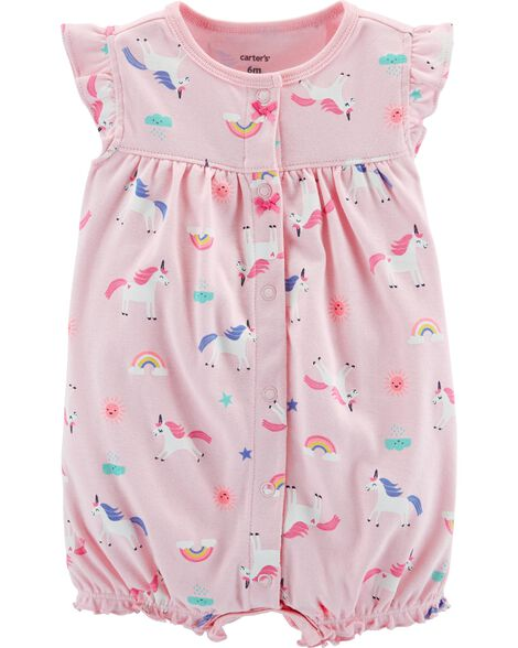 Display product reviews for Unicorn Snap-Up Romper