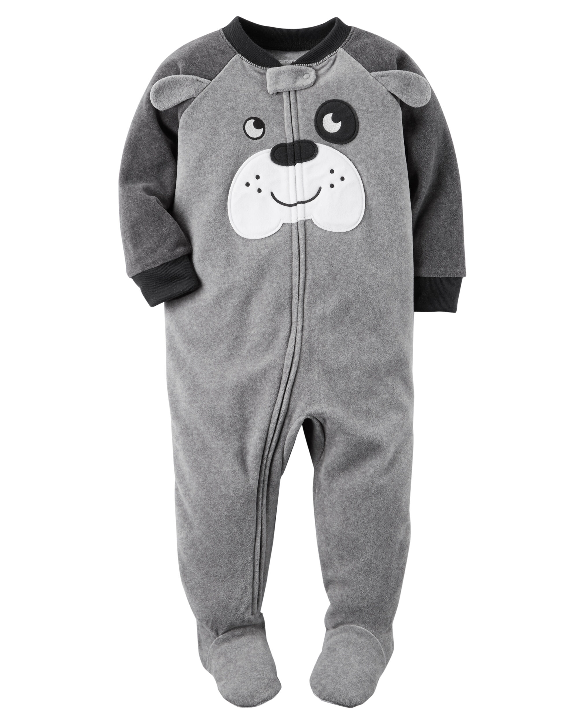 f1076fc110 Images. 1-Piece Fleece PJs