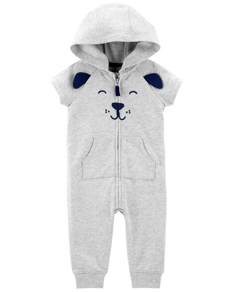 Display product reviews for Dog Hooded Jumpsuit