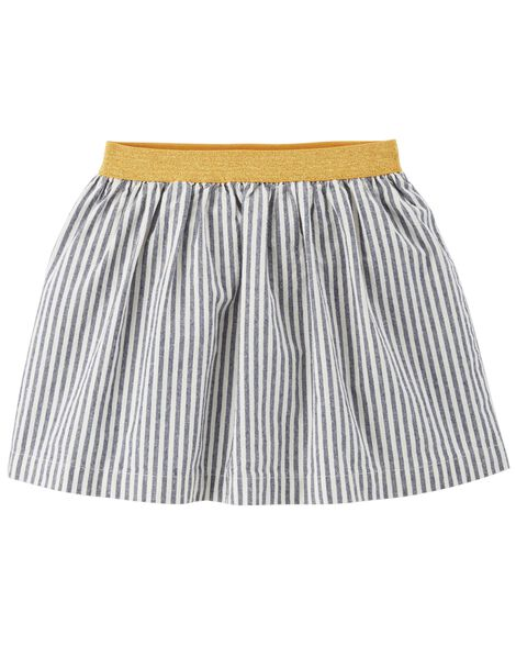 Display product reviews for Striped Skirt