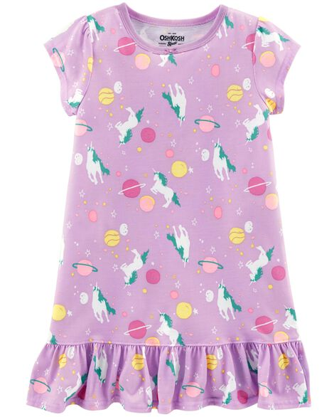 Display product reviews for Unicorn Nightgown