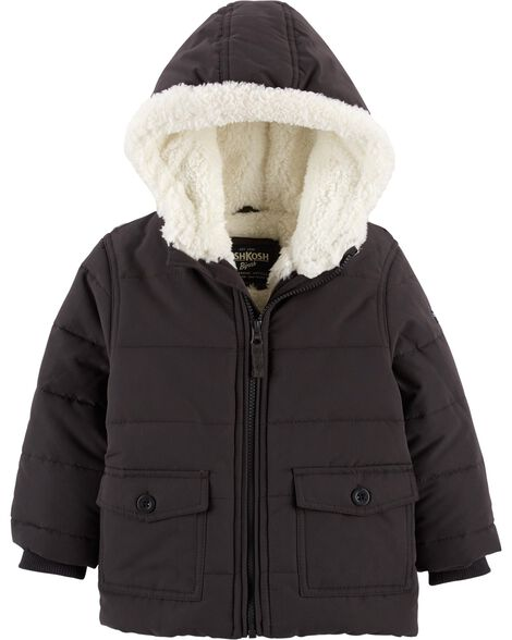 Display product reviews for Soft Sherpa Jacket