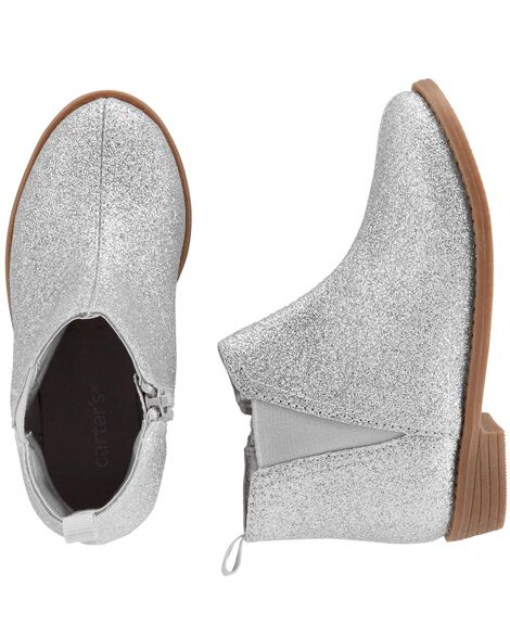 Display product reviews for Carter's Glitter Carmina Boots
