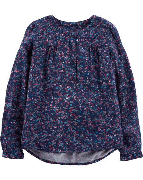Display product reviews for Drapey Floral Top