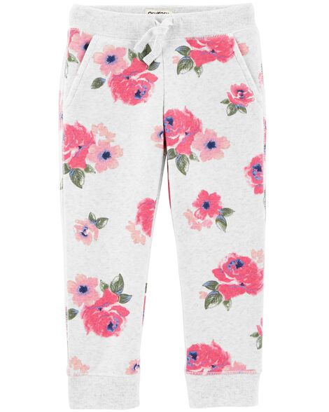 Display product reviews for Floral Fleece Pants