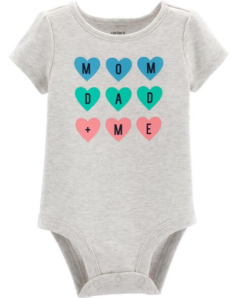 Display product reviews for Mom Dad + Me Collectible Bodysuit 7dbbbfcb8bb