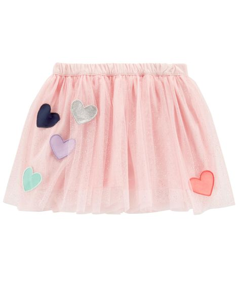 Display product reviews for Heart Tulle Tutu Skirt