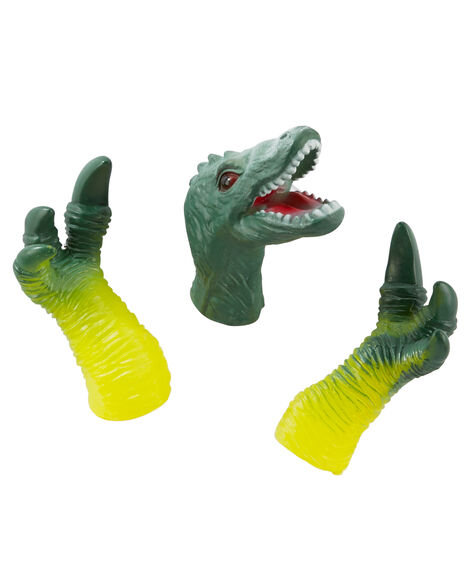 Display product reviews for Dino Finger Puppets