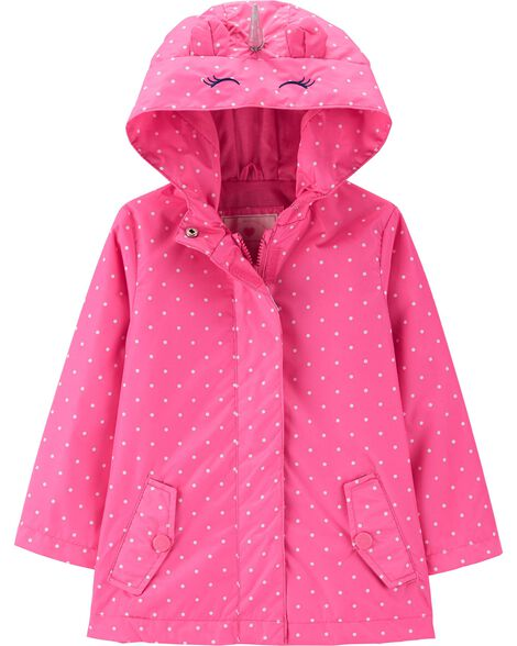 Display product reviews for Unicorn Raincoat