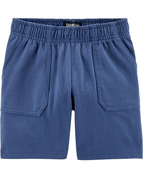 4d3a8984c6261 Display product reviews for Pull-On Jersey Shorts