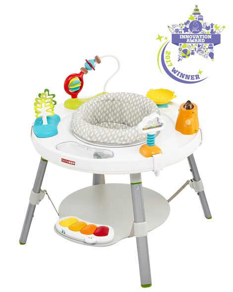 Display product reviews for Explore & More Baby's View 3-Stage Activity Center