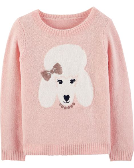 Display product reviews for Poodle Sweater